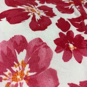 Hollister Jeans - Hollister Ombré Floral Cropped Skinny Jeans